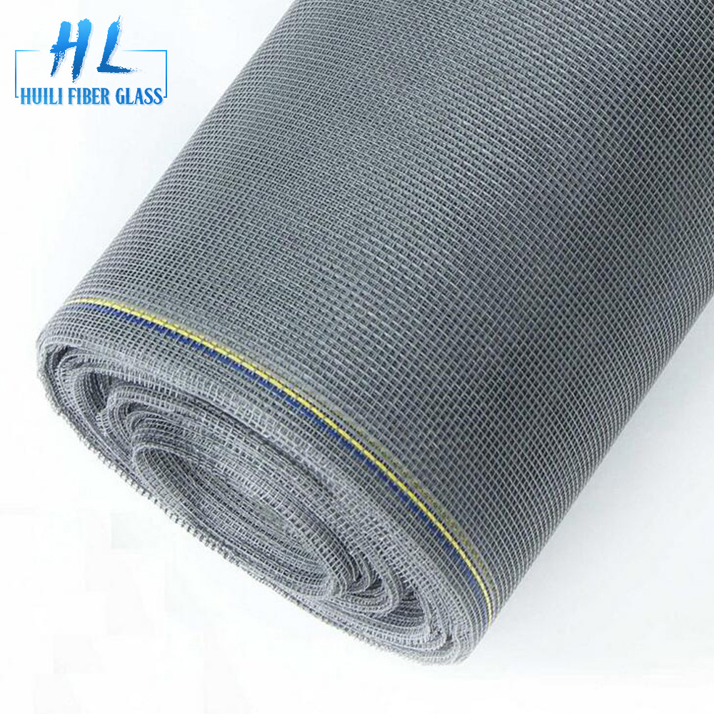 Direct Factory Price Standard PVC Coated Insect Proof Fiberglass Window Screen