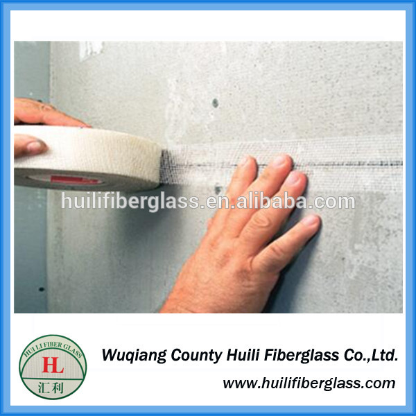 Alkali Content and Wall Materials Application Self Adhesive Fiberglass Drywall Joint Mesh