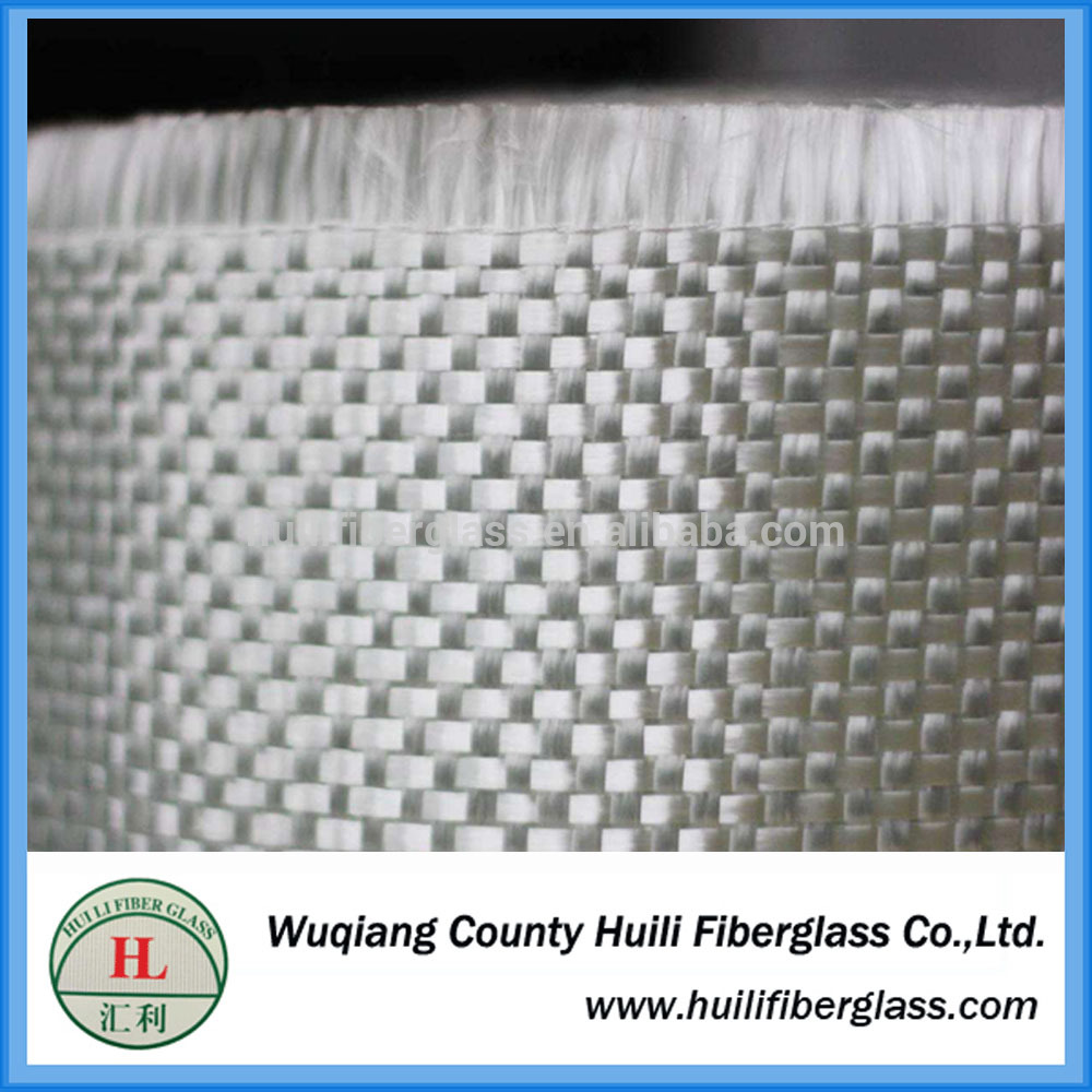 Alkali Free 840G White Or Golden Yellow 3784 Twill Woven Fireproof Fiberglass Cloth