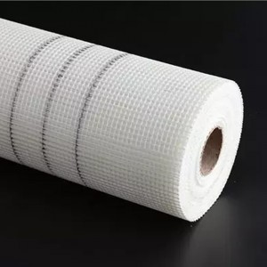 Latex Coated Fiberglass Mesh for Exterior and Interior Structural Reinforcement