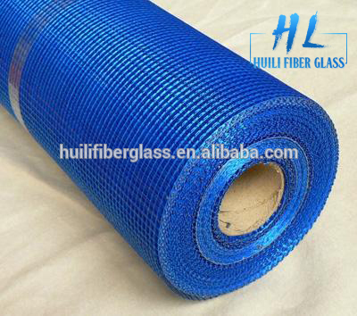 Alkaline resistant latex 4×4 5×5 all color fiberglass mesh