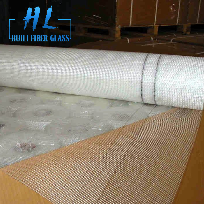 anti crack alkali resistant fiber glass mesh for wall reinforcement