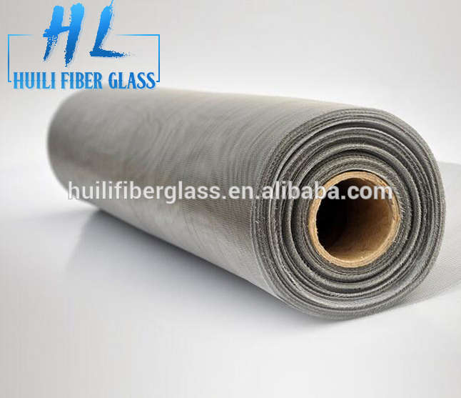 Big discounting Fiberglass Roll - Anti Insect Stainless Steel One Way Vision Window Screen/fiberglass insect gauze – Huili fiberglass