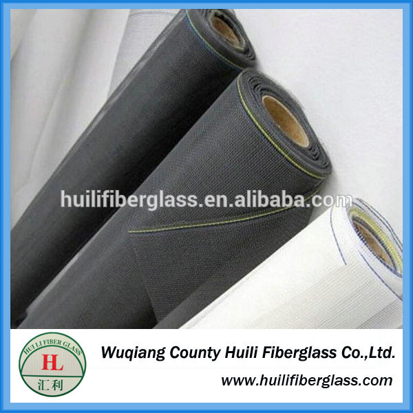 carbon fiber mesh Fiberglass Mesh Colored Window Screen Netting