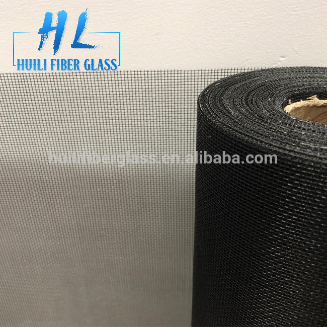 Charcoal color fiberglass insect protection window screens insect screen/fly screen