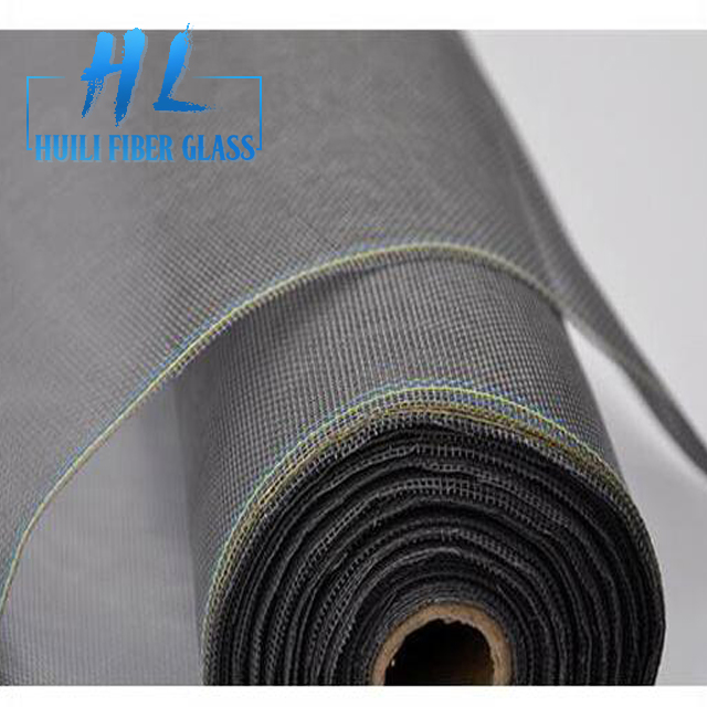 cheap DIY aluminum retractable window fiberglass roller fly screen