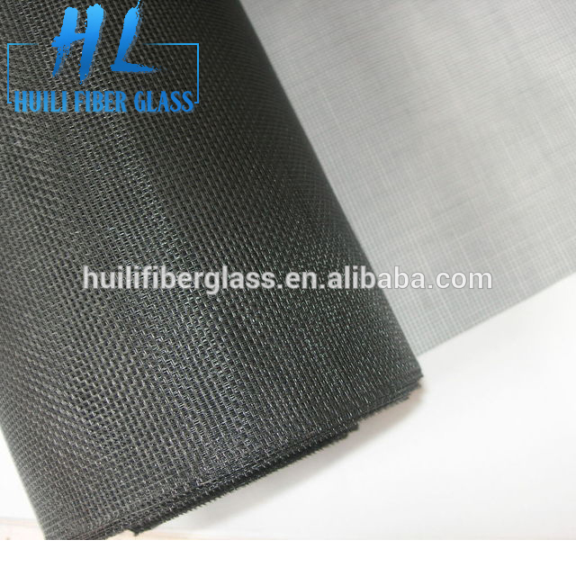 factory low price Fiberglass Geogrid Composite Geotextile - cheap Fiberglass mosquito net14x14 fly window screen pet mesh fly screen – Huili fiberglass