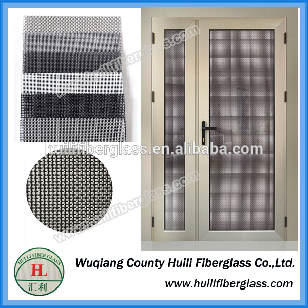 China Factory Hot Sell 316 Marine Grade Stainless Steel Mesh For Security Screen Window Doors / Security Featured Image