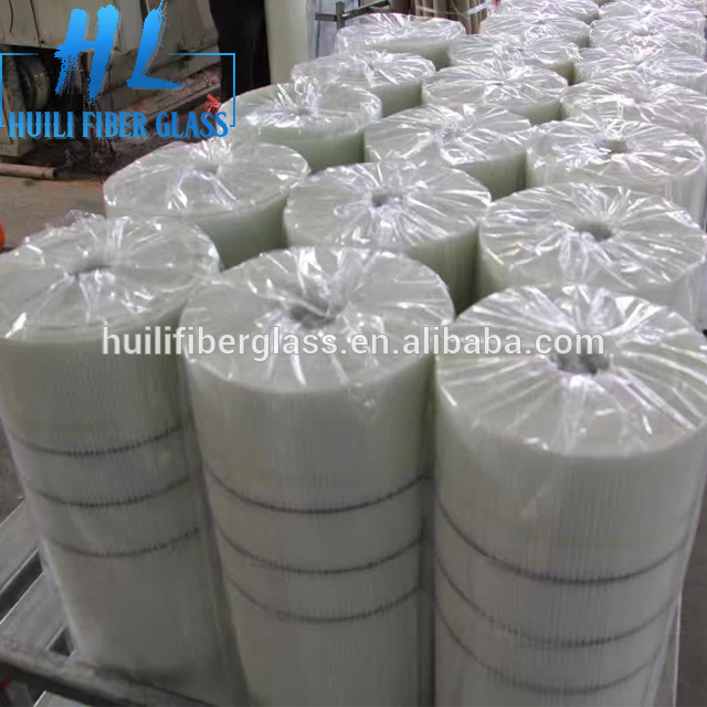 China supplier hengshui huili alkali-resisting fiber glass mesh