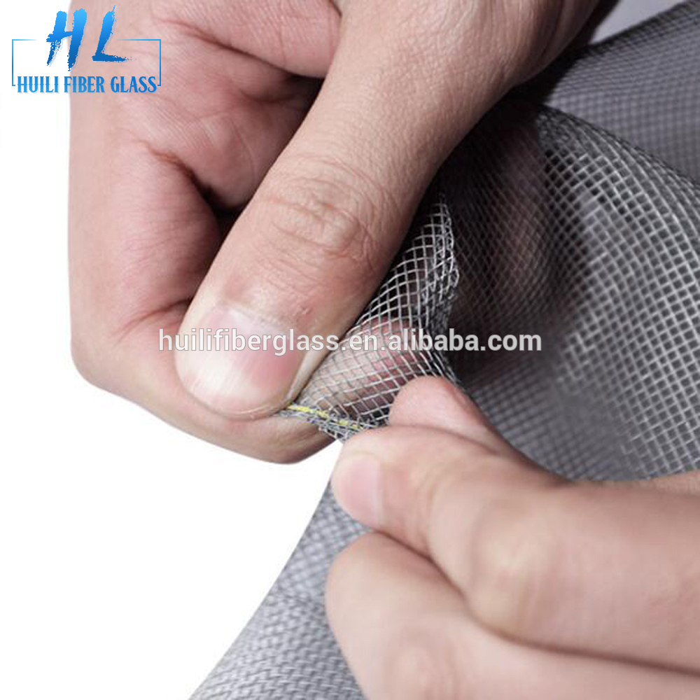 Wholesale Dealers of Alkali Resistant Fiberglass Mesh Net - diy magnetic insect screen bug screen window screen one way – Huili fiberglass