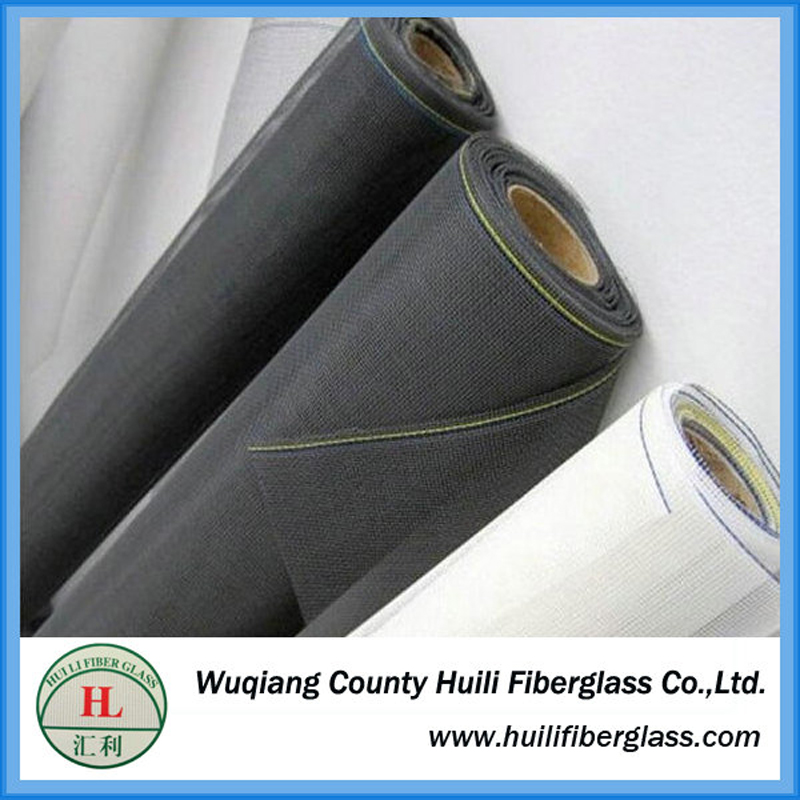 doors and windows ,High quality plastic colored anti mosquito netting / fiberglass fly screen