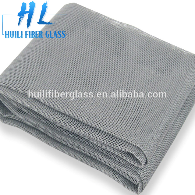 2018 China New Design Non-stick Fiberglass Cloth - door&window fly bug mosquito mesh screen fly screen wire net curtain – Huili fiberglass