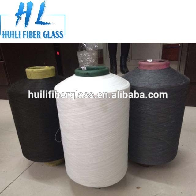 E-class roving fiberglass yarn /yarn roll/pvc coated fiberglass yarn Featured Image