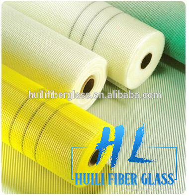 E-GLASS All sisz Fiberglass mesh usd in wall insulation