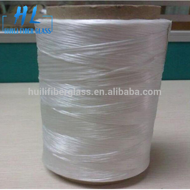 E-Glass Fiberglass / glass fiber Yarn (Reinforced) 48~264 Tex factory direct sale price