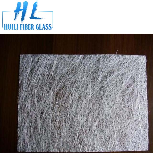 E glass Powder Emulsion Fiberglass Chopped Strand Mat