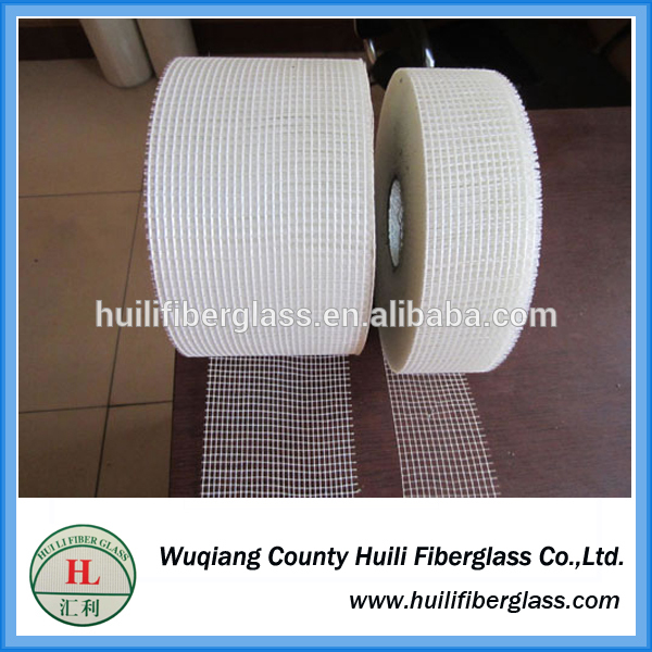 Factory Direct supply 8*8,9*9 Drywall Joint Self Adhesive Fiberglass Mesh Tape for Repair Cracks Featured Image