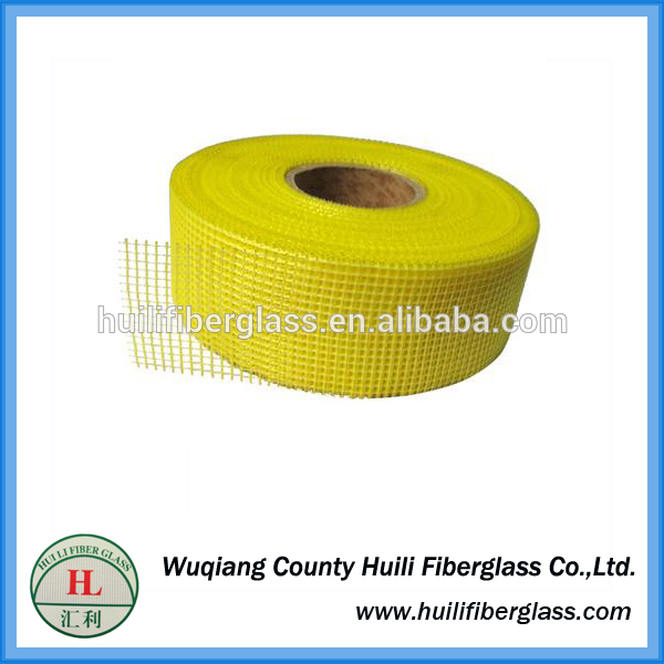 Factory Direct supply 8*8,9*9 Drywall Joint Self Adhesive Fiberglass Mesh Tape for Repair Cracks