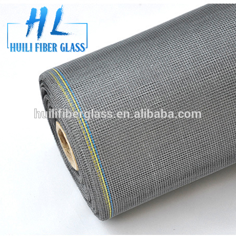 Good quality Colorful Fiberglass Pole - Factory exporter of Fiberglass window screen / Mosquito net/plain weaving – Huili fiberglass