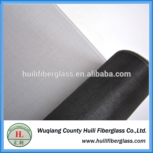 factory price 16*17 fiber glass window screen / mosquito net/fly screen for windows