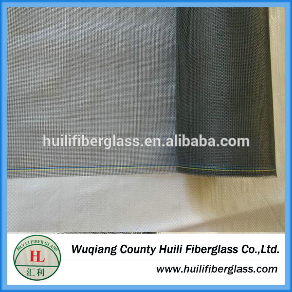 factory price Fiberglass Mesh Colored Window Screen Netting / Roller Mosquito Nets for Windows