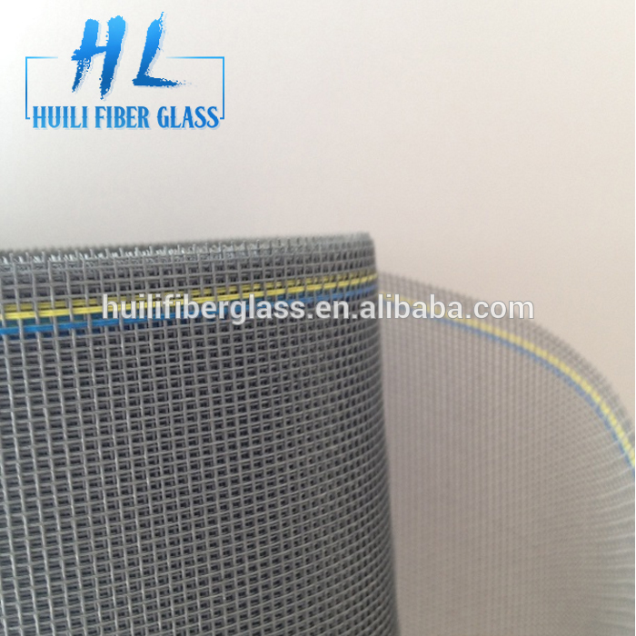 Wholesale OEM/ODM Yarn Fiberglass - fiberglass anti mosquito fiberglass window screen window screen manufacturer – Huili fiberglass