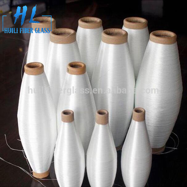 Fiberglass E glass fiber yarn / glass fiber direct roving with high quality