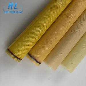 6ft x 30m PVC Coated Fiberglass Mosquito Net For Window
