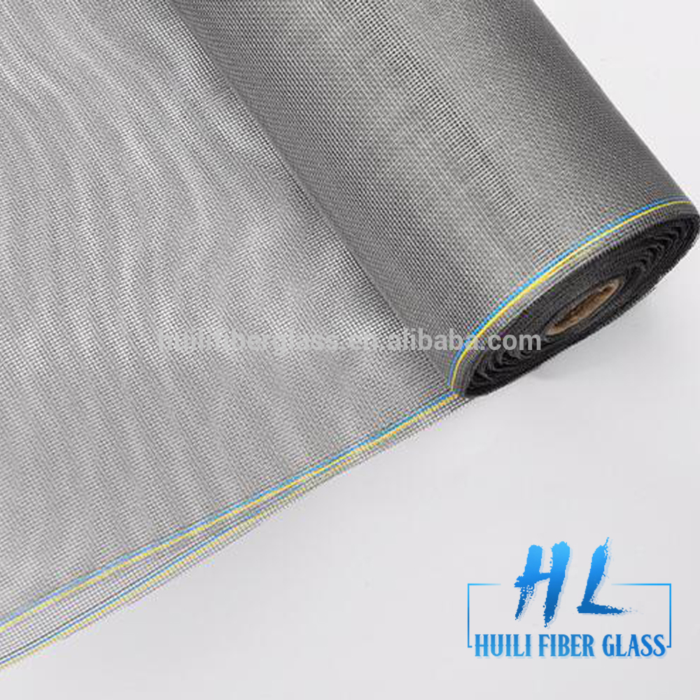 fiberglass insect screen with rolling mosquito screen by Huili factory