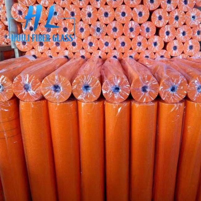 Great tensile strength alkali resistant reinforced fiberglass mesh roll fiber glass net Featured Image