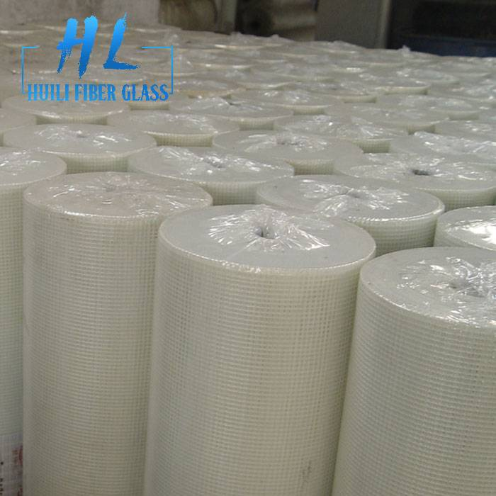 90g 5x5mm wall covering white fiberglass mesh fabric Featured Image