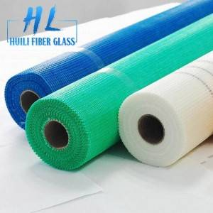Anti-alkali Coated Fiberglass Mesh Net for Construction 5x5mm 160g/m2