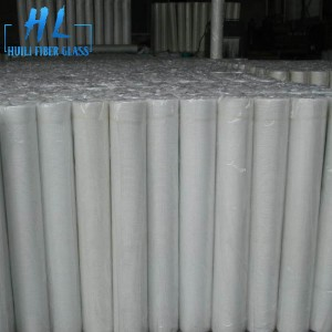 High tensile strength and resistance to impact fiberglass mesh wtih good quality