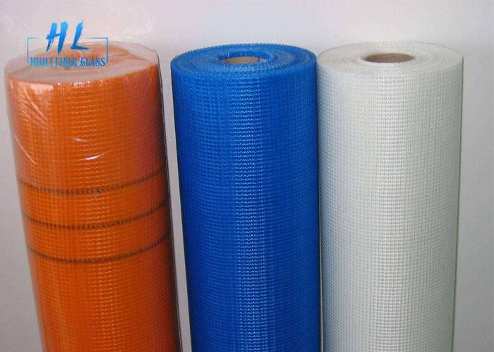 Fiberglass Mesh 5x5mm 110g with different color used for outwall Featured Image