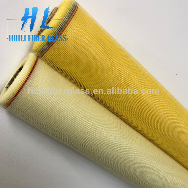 Fiberglass mesh insect barrier/diy customizable glass fiber window screening mesh nets