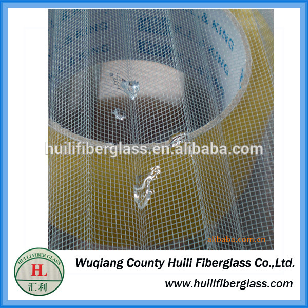 Fiberglass Plisse Insect Screen/Pleated Window Screen/Folding Insect Mesh