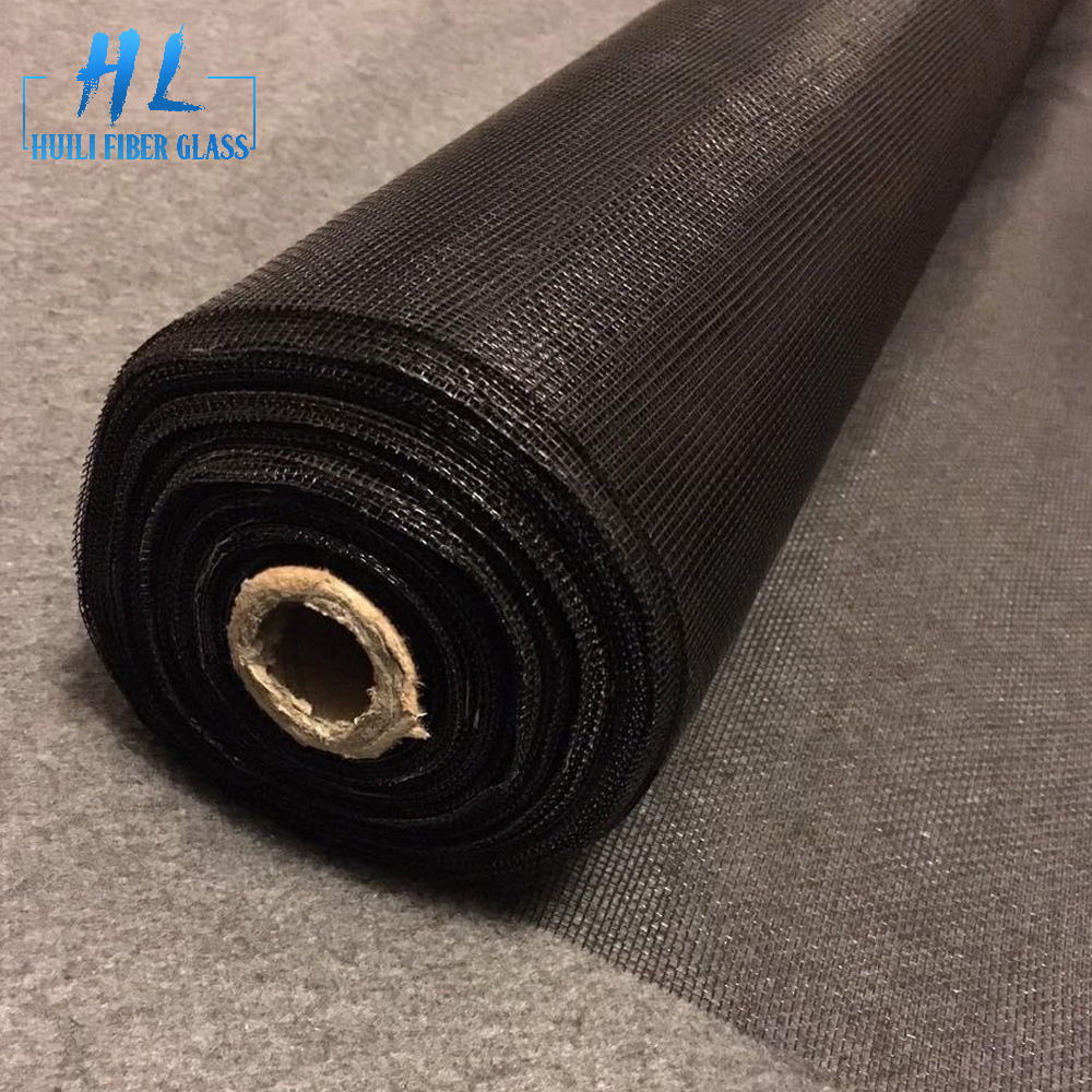 1.8m x 30m Black 120g Fiberglass Insect Screen Featured Image