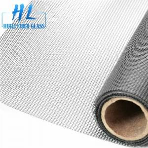 18*16 Mesh 120g/m2 FiberGlass Window Screen Insect Mosquito Screen