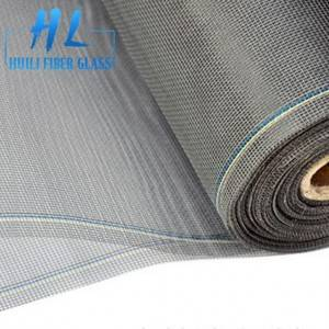 Fiberglass insect screen mesh window roll down fly screens with high quality