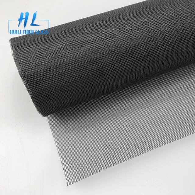 Fiberglass 80-120g Blue window insect screen Factory Sale anti dust fiber window screen Featured Image