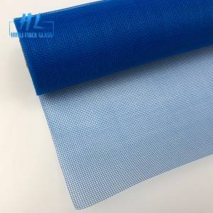 Fiberglass fly mesh window screen 100g/m2 with best quality used for window and door