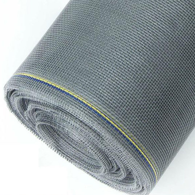 0.011 Standard Fiberglass Window Screen Charcoal Fiberglass Insect Screen Featured Image