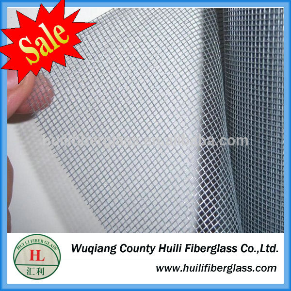 fire-proof fiber glass insect screen for roller window screening