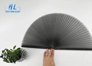 New Style Polyester Pleated Mosquito Screen, Pleated Insect Screen Mesh