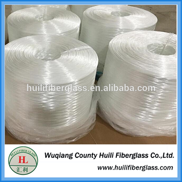 Glass Fiber Roving Fiberglass Assembled Spray-up Roving 2400 Tex