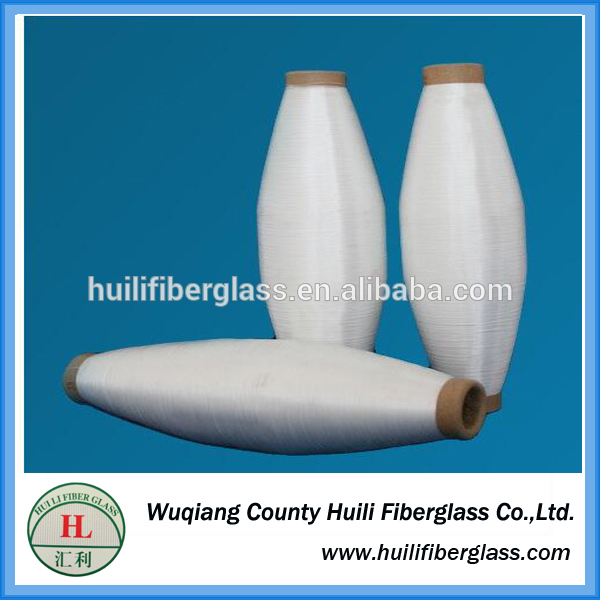 Good Heat Insulation Fiberglass Yarn / e glass fiber yarn market in china