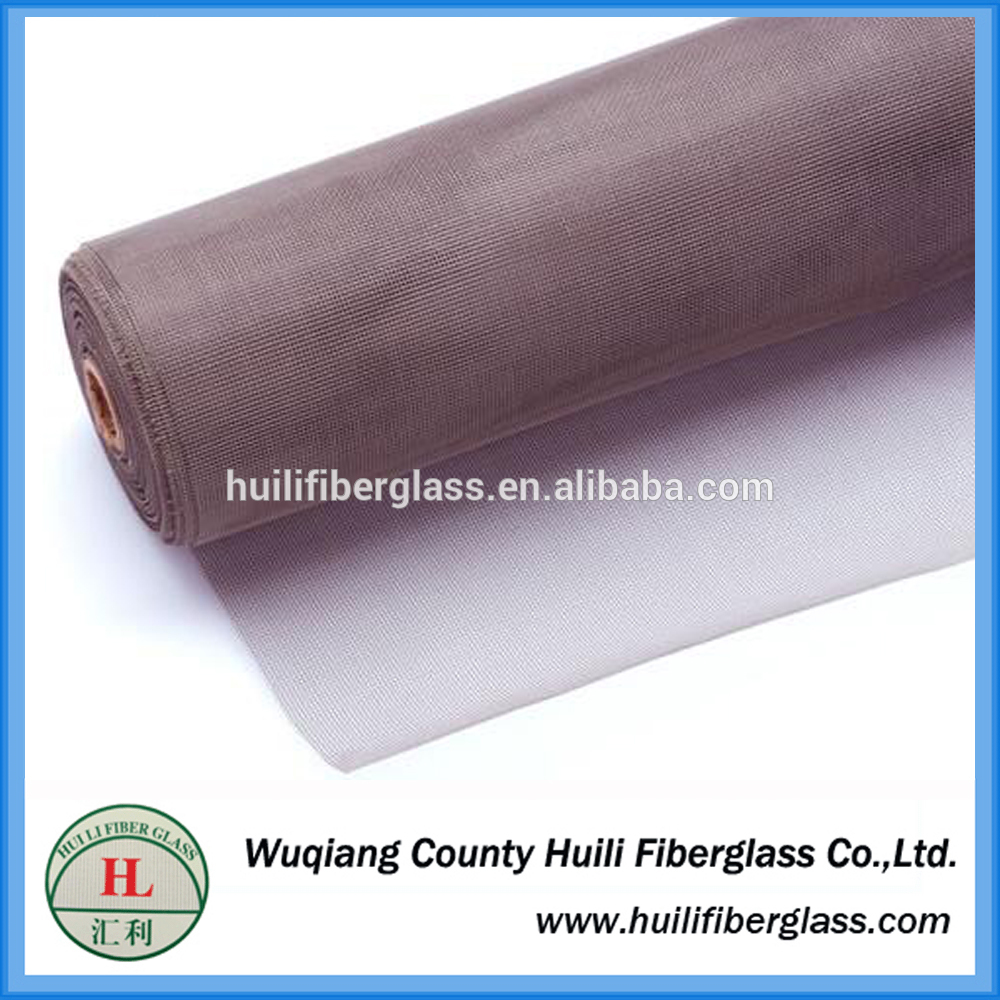 Grey Black Brown Fiberglass Window Insect Screen mesh /Fly Screening/Mosquito Nets