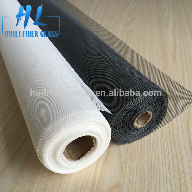 Quoted price for Urea Formaldehyde Fiberglass Mesh - Grey fiberglass window screen waterproof window screen dust proof insect screen mesh – Huili fiberglass
