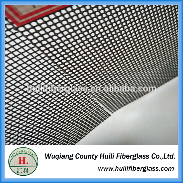 Grey Powder Coated Heavy Duty SS Bullet Proof Security Window Screens for door screen Featured Image