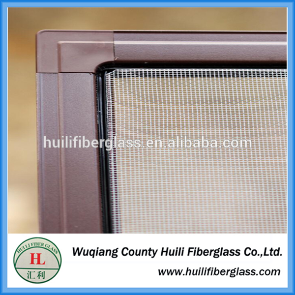 Supply OEM/ODM Bitumen Coated Fiberglass Geogrid - hengshui huili Door & Window Screens Type and fiberglass Screen Netting Material diy magnetic insect screen window – Huili fiberglass